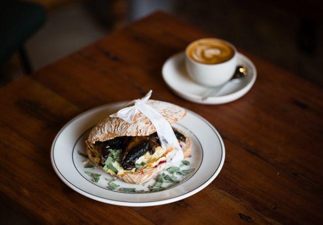 Two Chaps Cafe and Coffee Roasting on Chapel Street Marrickville | Broadsheet Sydney - Cafe - Food & Drink - Broadsheet Sydney