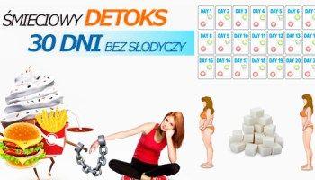 30-dniowy  Detox od cukru (zresetuj swoje ciało i mózg)