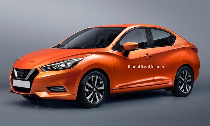 Nissan Micra-based next-gen Nissan Sunny looks promising
