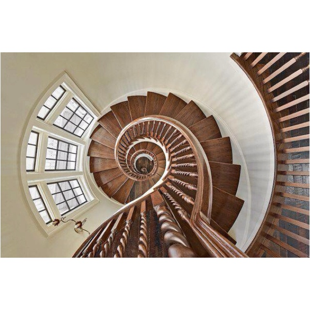 Spiraling Stairs · City BeachPanama ...