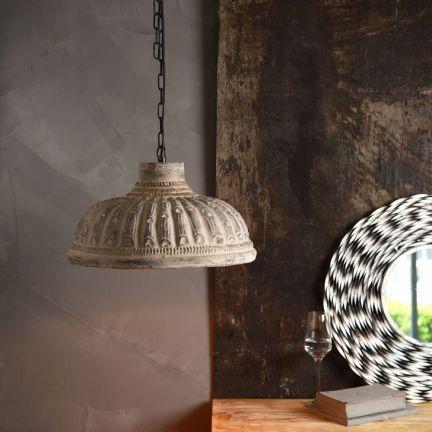 Fabuliv Teracotta Copper Antique Pendant Lamp,Pendants