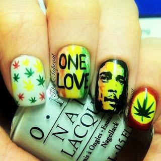 Tips and Topcoat: Bob Marley On The Blog Tonight :)