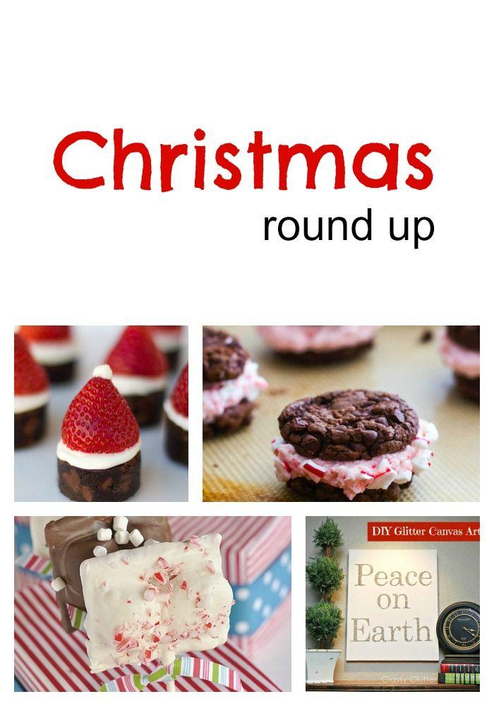 Christmas round up on iheartnaptime.net ... so many great ideas!