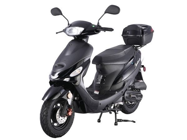 New TaoTao Gas Powered 50cc Moped - ATM50-A1 - M.S.R.P. $1598.00