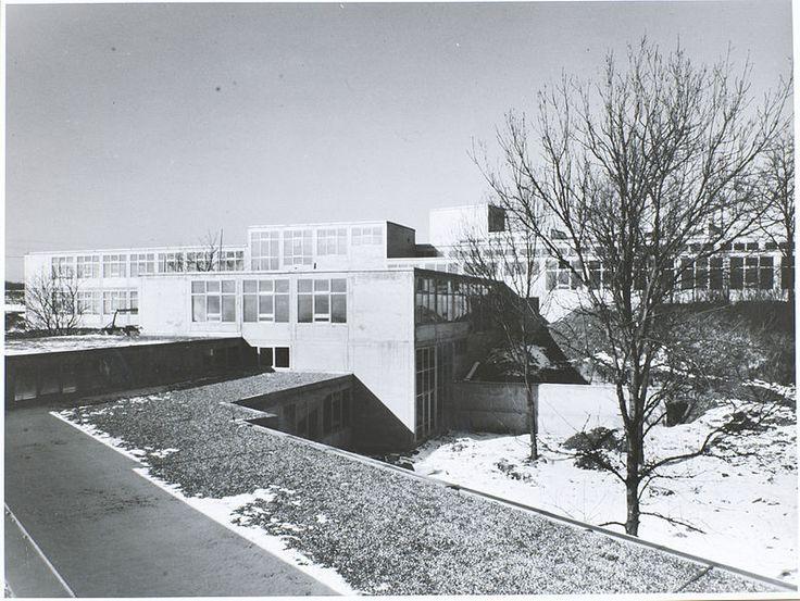Hochschule für Gestaltung HfG Ulm, Ulm School of Design, 1953 - 1968.