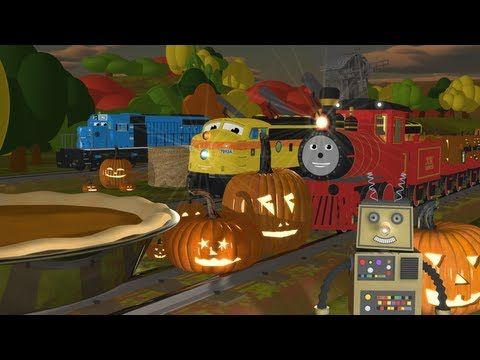 The Pumpkin Patch Adventure with Shawn and Team! (Pumpkin Chunkin!) - Le...