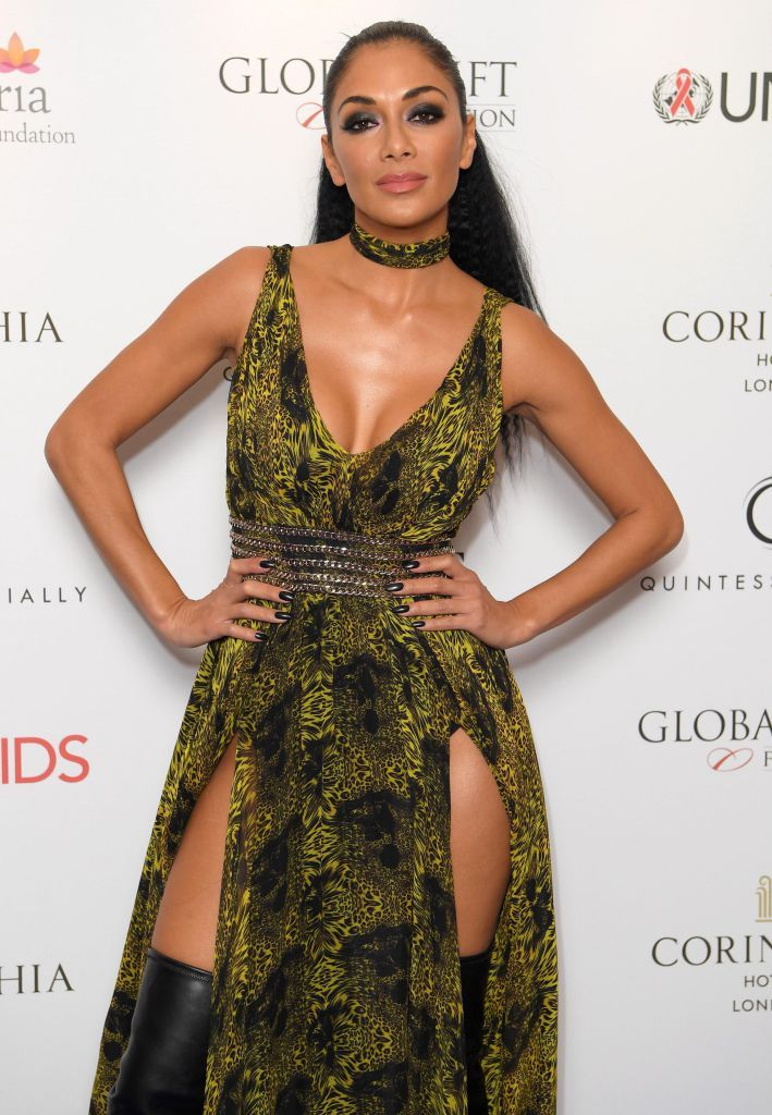 Nicole Scherzinger (@NicoleScherzy) Wears a Green Dress at The Global Gift Gala Corinthia Hotel in London (November 19-2016)    16 ultra high quality pictures inside of Nicole Scherzinger  The post Nicole Scherzinger (@NicoleScherzy) Wears a Green Dress at The Global Gift Gala Corinthia Hotel in London (November 19-2016) appeared first on Celebrity FRC.