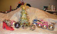 Jody 2008 - Et voilà des tites boules de Noël, and these are small balls of Christmas