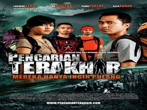 Pencarian Terakhir Full Movie 2010