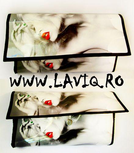 Plic Eco Buze rosii unghii verzi www.laviq.ro www.facebook.com/pages/LaviQ/206808016028814