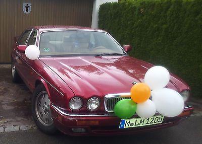 Jaguar x 300, Limousine