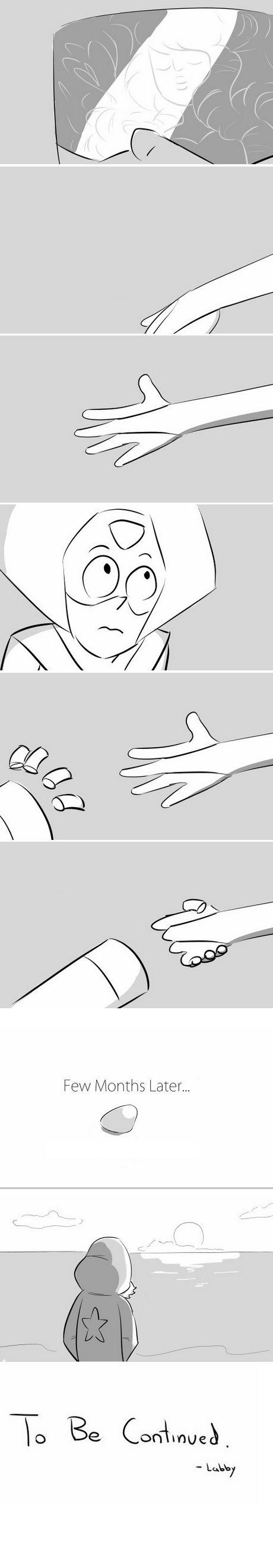 Steven Universe Comic Peridot's Redemption Part 16 by AbbitraryLabby.deviantart.com on @DeviantArt