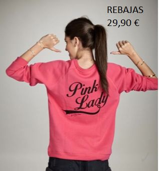 Image of SUDADERA PINK LADY