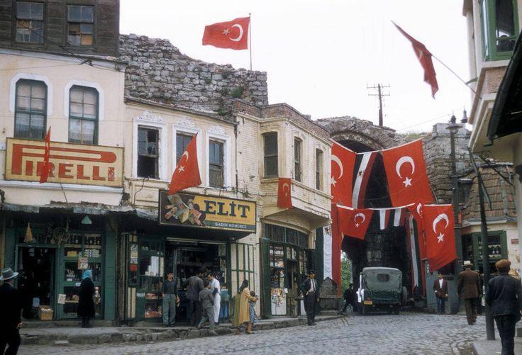 Edirnekapı, 1956