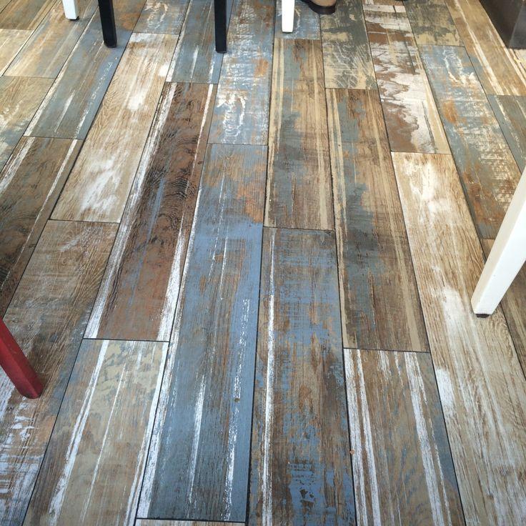 Coffee shop flooring