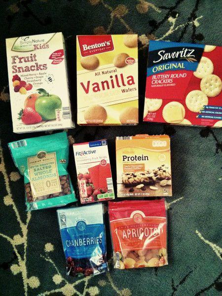 Kid Approved Dye-Free Snacks