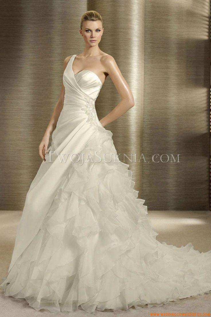 100 best wedding dresses dublin images on pinterest wedding wedding dress white one tebas 2012 ombrellifo Image collections