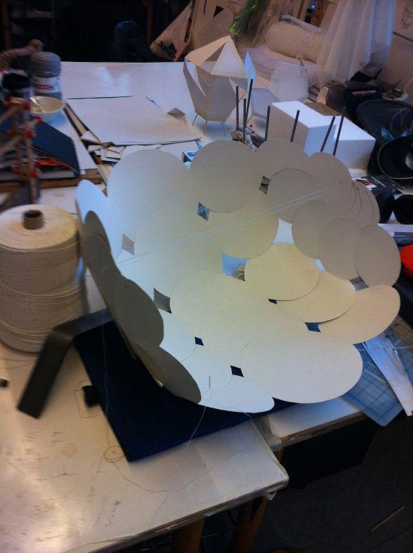 Projet étudiant : MSL 35 la chaise par Mads Sætter-Lassen