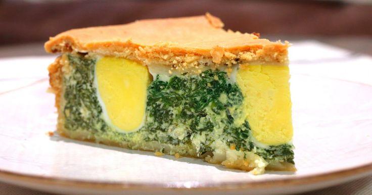 Aprende a preparar esta receta de Tarta Pascualina de Los Petersen, por Hermanos Petersen en elgourmet