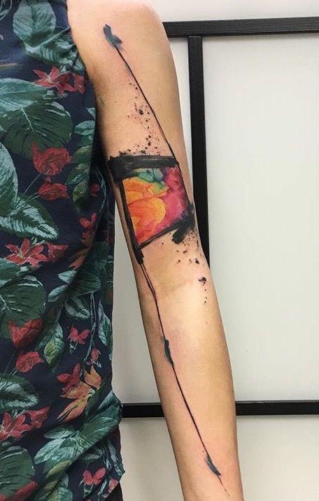 Emrah Lausbub tattoo