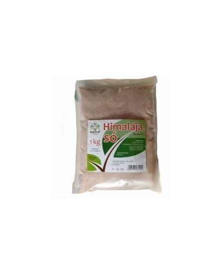 Naturae Group Himalája só rózsaszín 1000 gramm - Amennyiben szeretné az asztali sót lecserélni, helyettesítse a 100% tisztaságú, kézzel bányászott természeti kinccsel! A feldolgozott konyhai sóval ellentétben ez a formula mentes minden káros külső hatástól, ipari beavatkozástól.