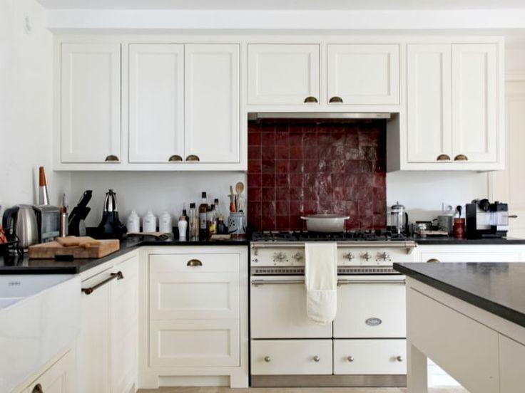 105 best cuisine images on Pinterest Home ideas, Under stairs and - espace entre plan de travail et meuble haut