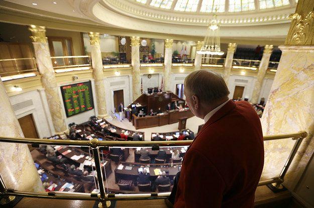 Arkansas Legislature Passes Bill Allowing LGBT Discrimination...
