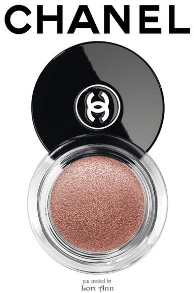 Chanel L.A. Sunrise Collection - Spring 2016 (image features: Illusion D'Ombre Long Wear Luminous Eyeshadow in Moonlight Pink)