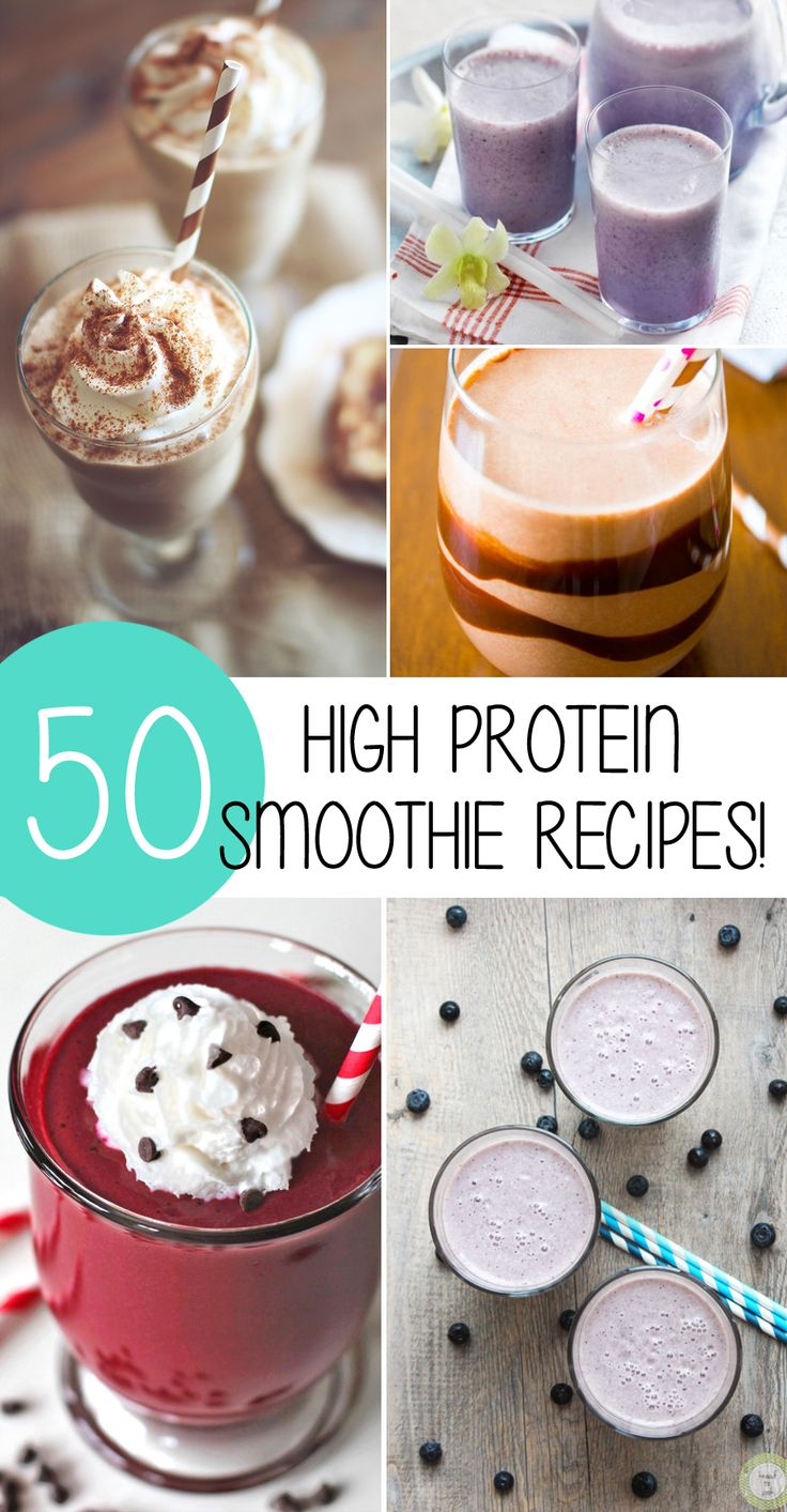 50-High-Protein-Smoothie-Recipes