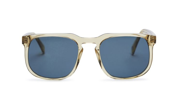 Dino - Champagne / Blue Lens from Pacifico Optical