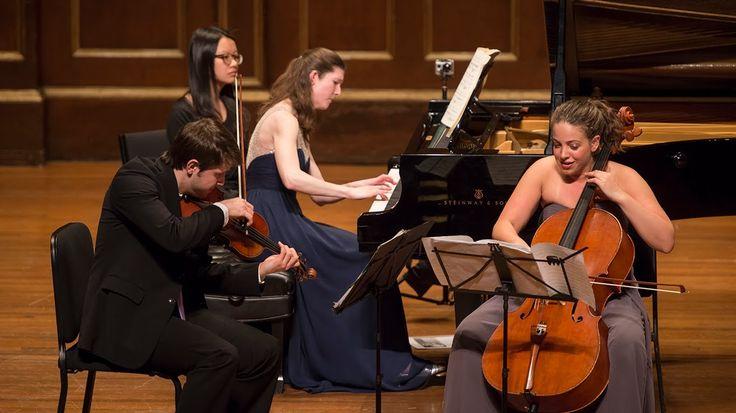Schubert: Piano Trio in E-flat major, Op. 100