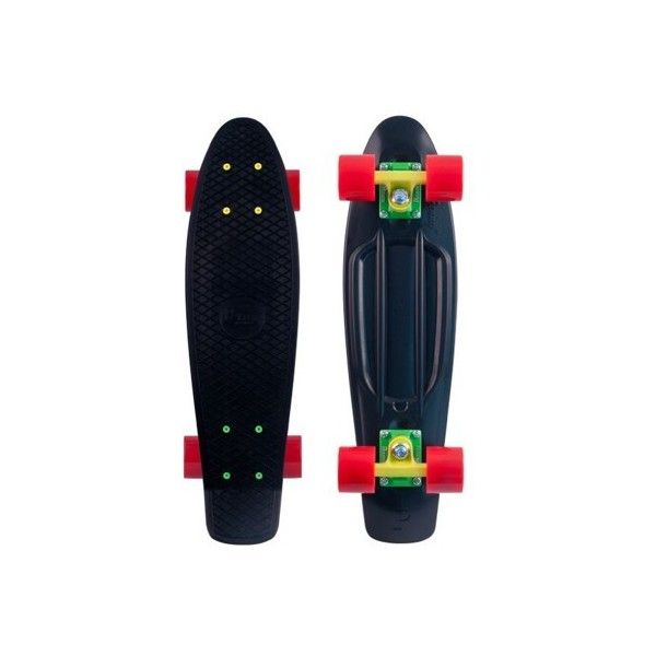 """Penny Skateboards Penny Classic 22"""" Plastic Skateboard Complete ($84) ❤ liked on Polyvore featuring skateboards, penny boards, fillers, boards and other"""