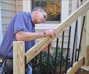 Deck Stair Railings - Decks.com