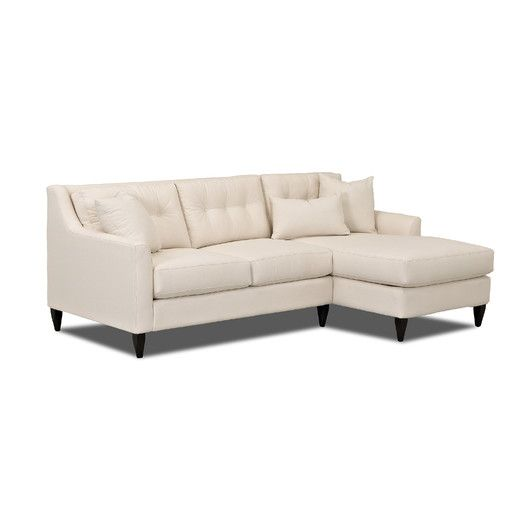 Wayfair Custom Upholstery Lucy Sectional