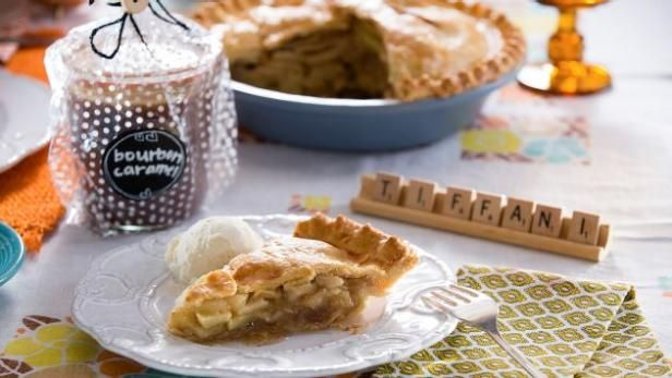 12 best dinner at tiffanis recipes images on pinterest tiffani get candied ginger apple pie recipe from food network forumfinder Images