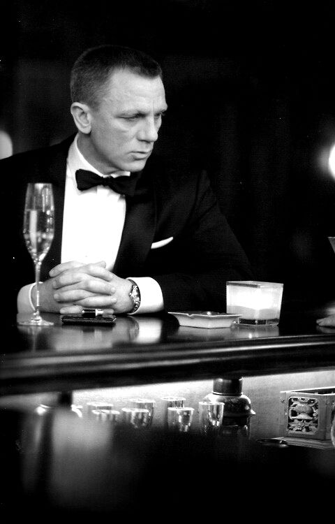 Marie Night And Day: DANIEL CRAIG - LE PLUS HOT DES 007