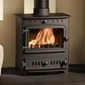 Villager Multi Fuel Stoves | Buy 5KW Villager Chelsea Multi Fuel Stove Online | UK Stoves