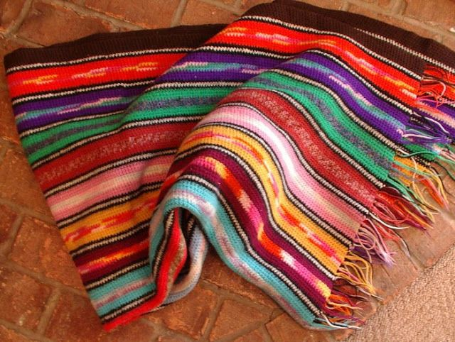Sunshine's Creations.Vintage Threads Inc.com: gratis patroon oma is een vleugje van het zuidwesten afghaanse