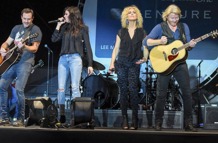 Radio stations pull Little Big Town song for 'pushing gay agenda' - AOL.com