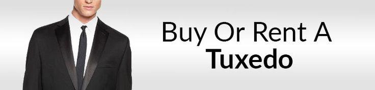 Buy or Rent a Tuxedo?