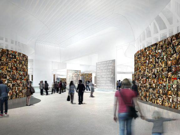 Museum Of Compassion Louisville Kentucky ANX Aaron Neubert Architects KentuckyDesign AwardsArchitects