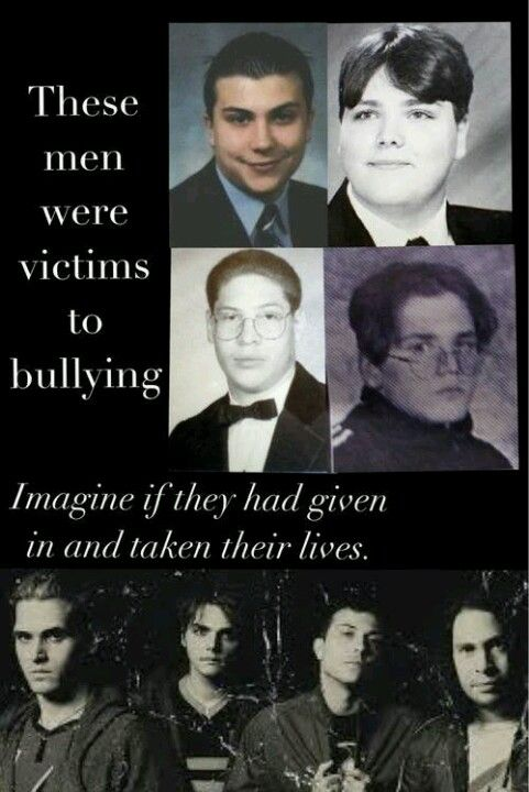 """It pains me to see how many are, and are still getting bullied. Those people disgust me. How could you live with yourself thinking """"I just made someone's day crappy"""" when they probably already had something else going on in their lives. I cannot and will not believe this. Fuck all the haters. Go on and HATE. After all, it's what you do best."""