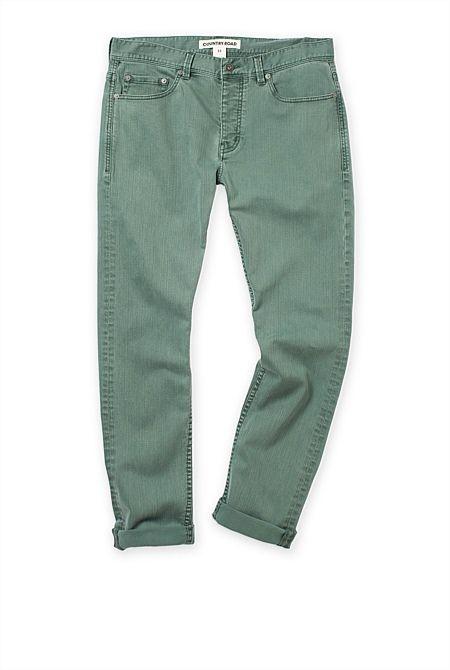 Garment Dye Jean