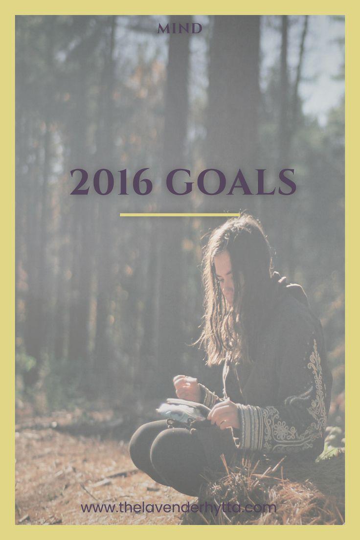 Goals | 2016 via /lavenderhytta/