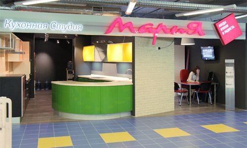 Новая Студия кухонной мебели «Мария» в Санкт-Петербурге — Новые открытия — Мебельная Фабрика Мария