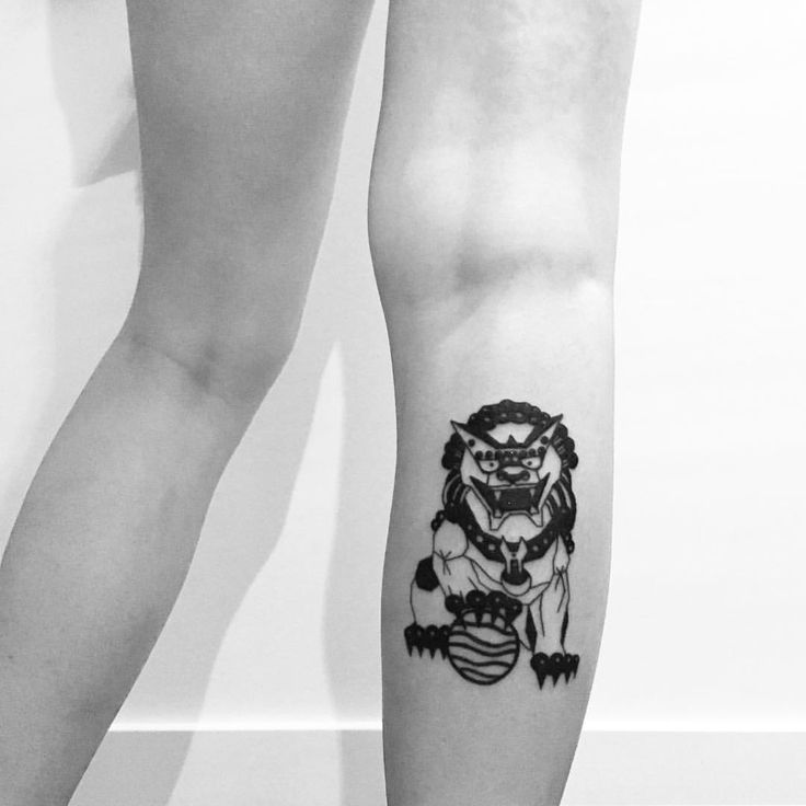 A Kanji Tattoo For A Very Wise Person It Reads Loyalty: Best 25+ Chinese Lion Tattoo Ideas On Pinterest