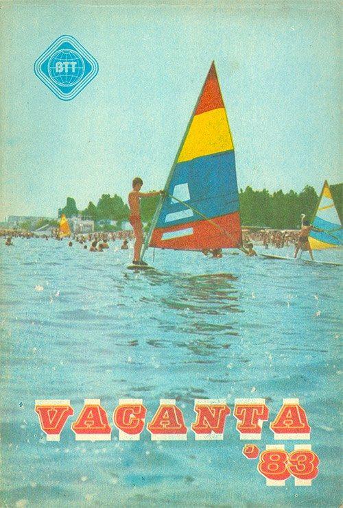 Coperta Almanah Vacanta'83