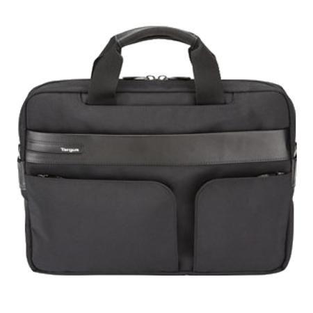 Targus TBT236EU-50  — 3449 руб. —  Сумка для ноутбука Targus TBT236EU-50 — это отличная прочная сумка для ноутбука, которая убережет ваше устройство от внешнего воздействия. С фронтальной стороны есть практичный карман, в который вы сможете положить аксессуары для вашего ноутбука. Сумки такого типа представляют собой удобную переноску, а так же ежедневную защиту устройства от ударов, царапин и воздействия окружающей среды.