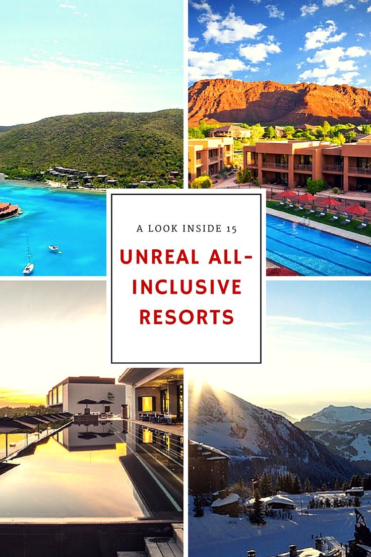 Not every all-inclusive resort is created equal.