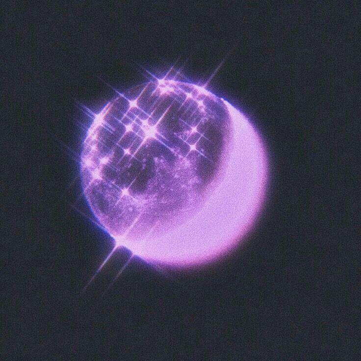 · purple glitter wallpaper dark purple. Pin by Magali 24/7 on room ideas   Purple aesthetic ...
